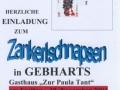 Zankerlschnapsen_Plakat_2004